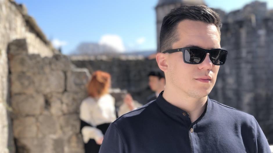"""Muzaferija predstavio novu pjesmu """"Biću tu"""""""