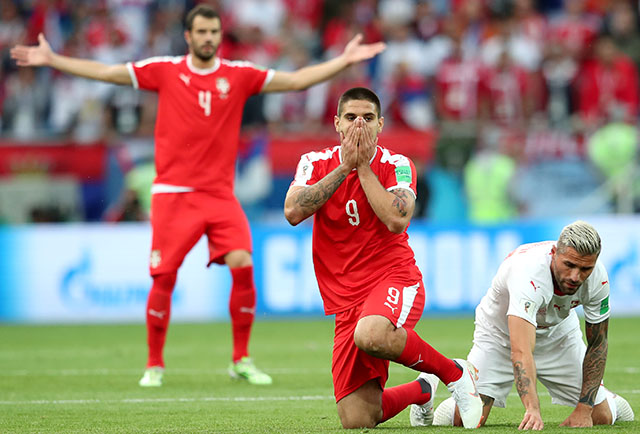 Group E Serbia Vs Switzerland Sop