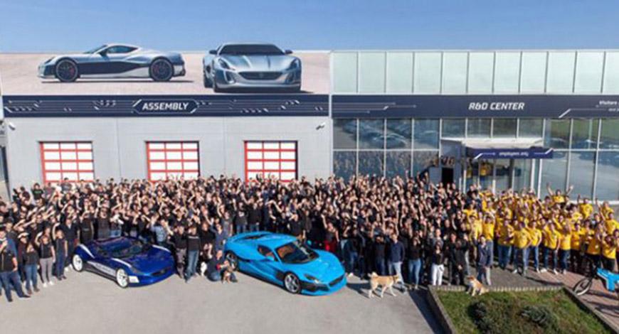 Rimac Automobili upošljavaju 100 novih radnika