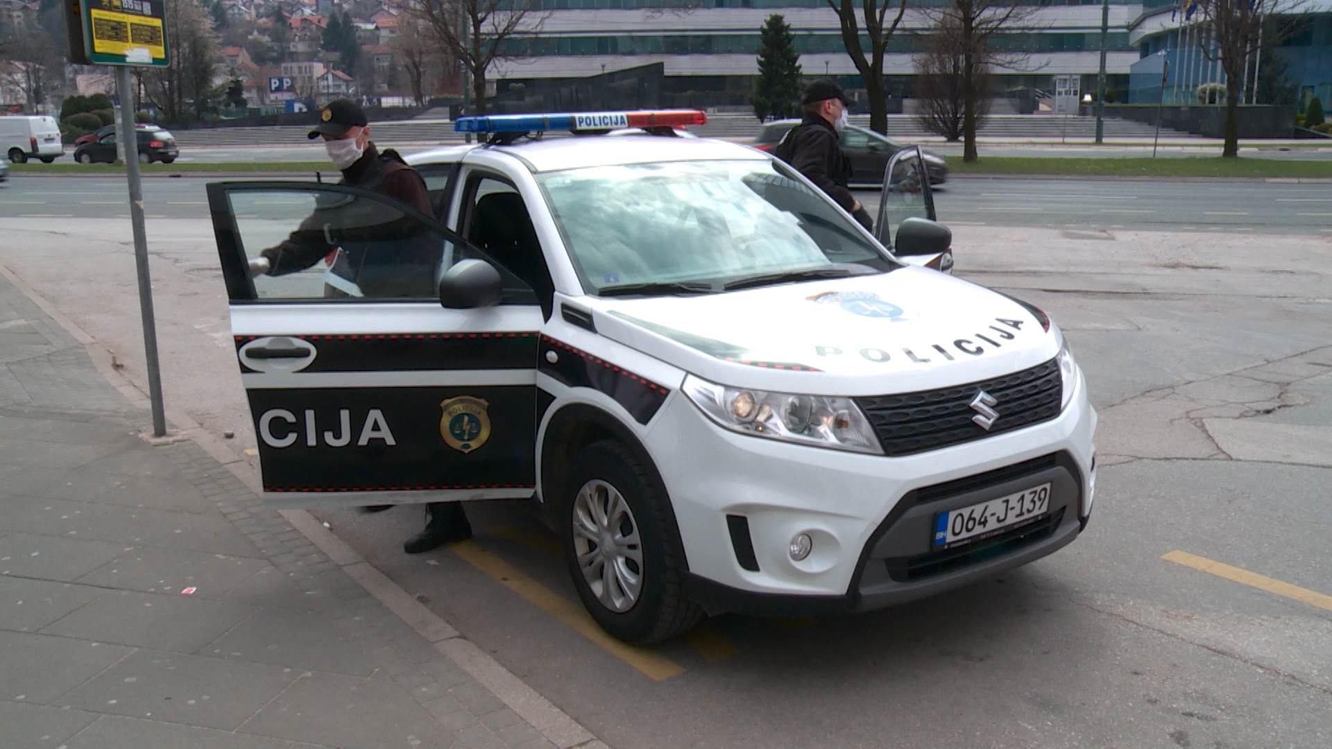 U Federaciji BiH ukinut policijski sat