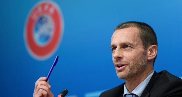 Prvi čovjek UEFA-e zadao bolan udarac kreatorima Superlige!
