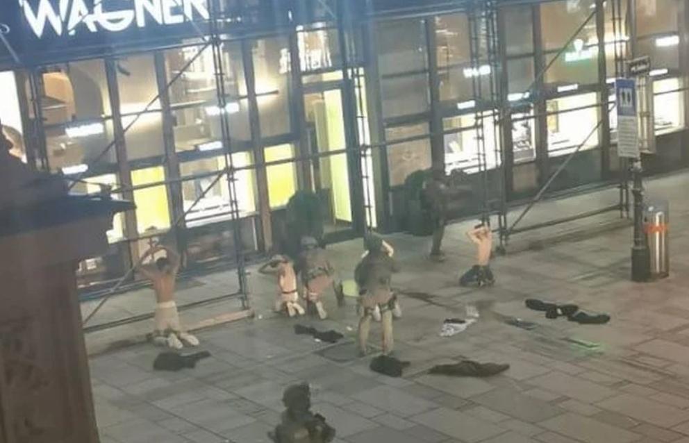 Zastrašujuće: Objavljen snimak hapšenja osumnjičenih za terorističke napade u Beču