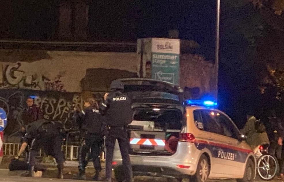 Bečka policija objavila prve informacije o napadu