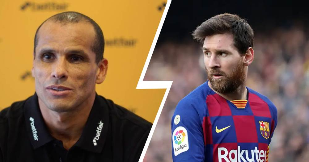 Rivaldo otvoreno rekao gdje vidi Messija u budućnosti, a to nije Barca!