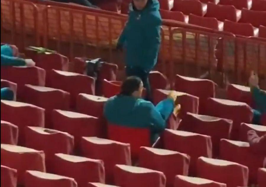 """Ibrahimović izvrijeđan u Beogradu: """"Balijo…"""""""