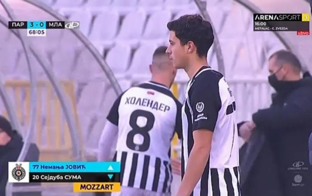 """""""Hvala Bosni na povjerenju, ali želim igrati za Srbiju"""""""