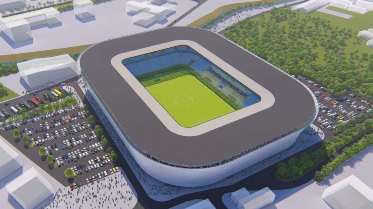 PROCURILE SLIKE – Evo kako će izgledati novi stadion reprezentacije BiH