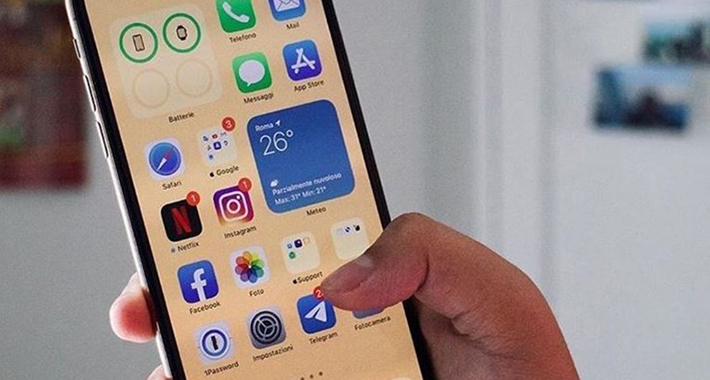"""Novi iPhone mogao bi imati """"always-on"""" displej"""