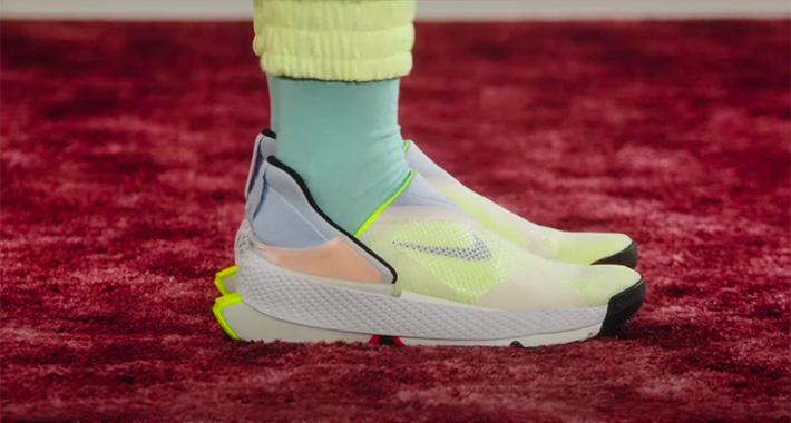 Nike napravio patike koje možete obuti i skinuti bez saginjanja