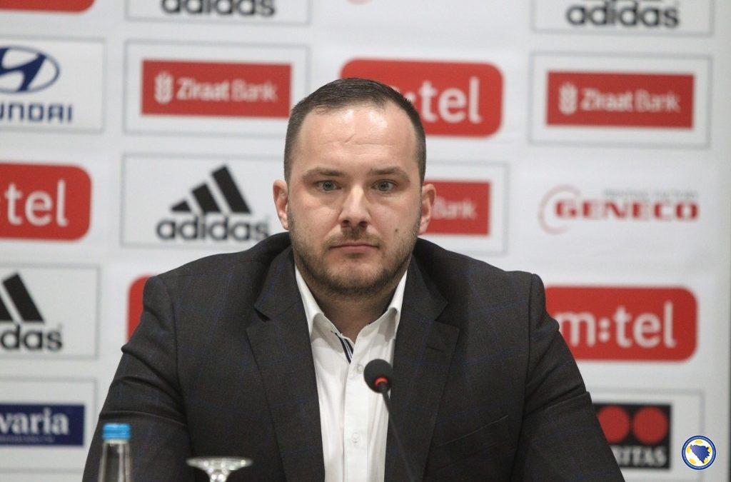 """Vico: """"Problem je očito kada Sarajevo nije prvak, e pa vidite jednu stvar.."""""""