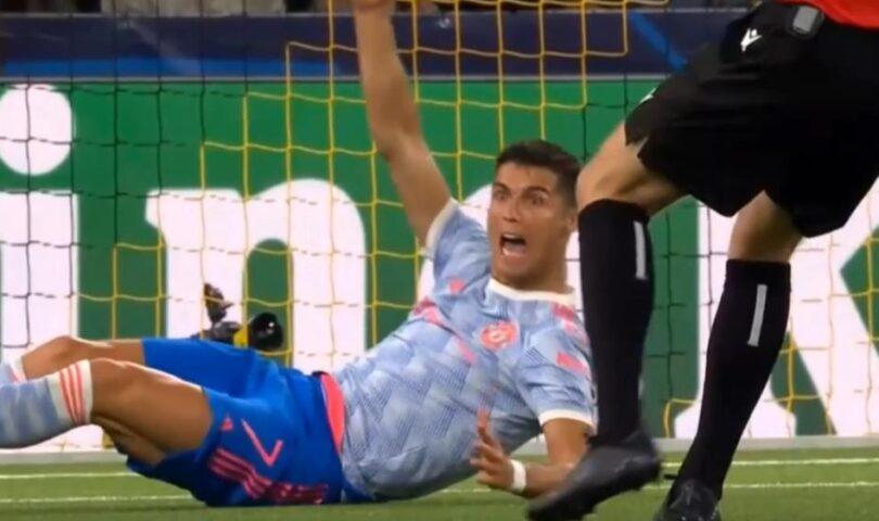 Ronaldo je među najvećim u historiji, ali ovo što je uradio večeras je za svaku osudu