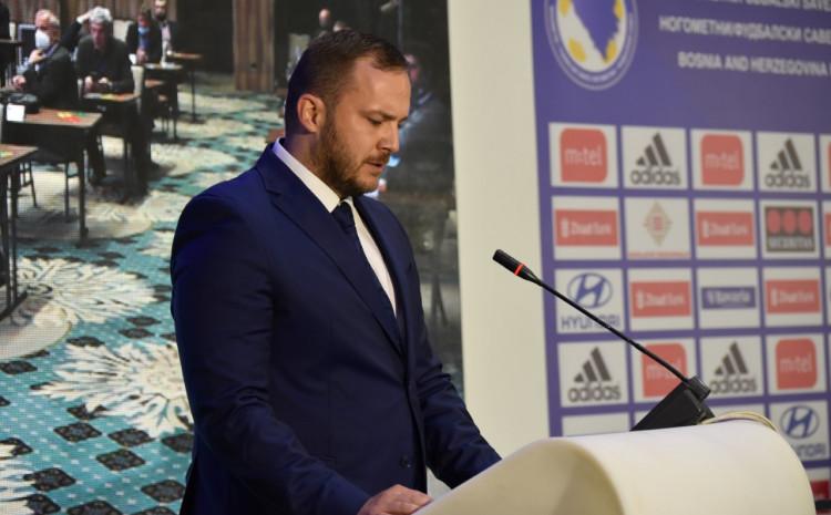 Vico Zeljković poslao jaku poruku Željezničaru za stoti rođendan
